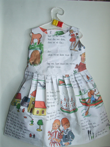 Norway book dress