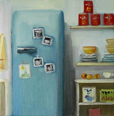 The Cramped kitchen