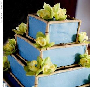 Christine C - bamboo cake insp.