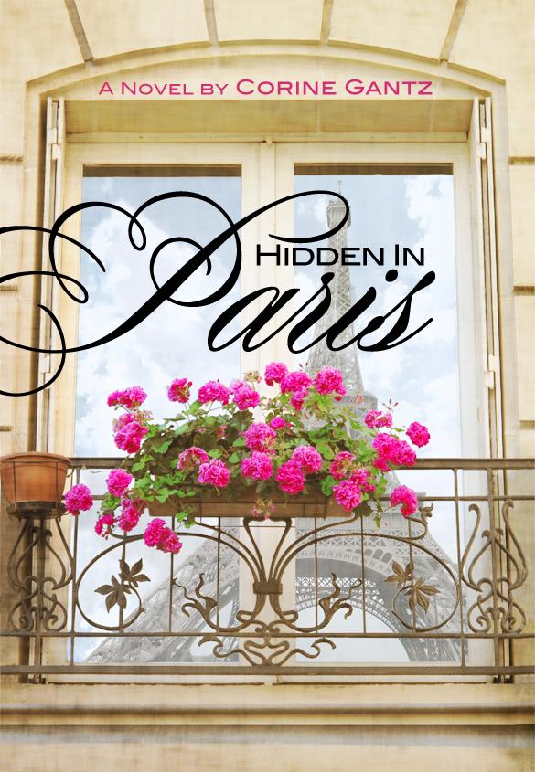 Hidden in Paris cover copy