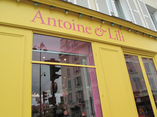 Corine Gantz Antoine et lili Canal saint martin
