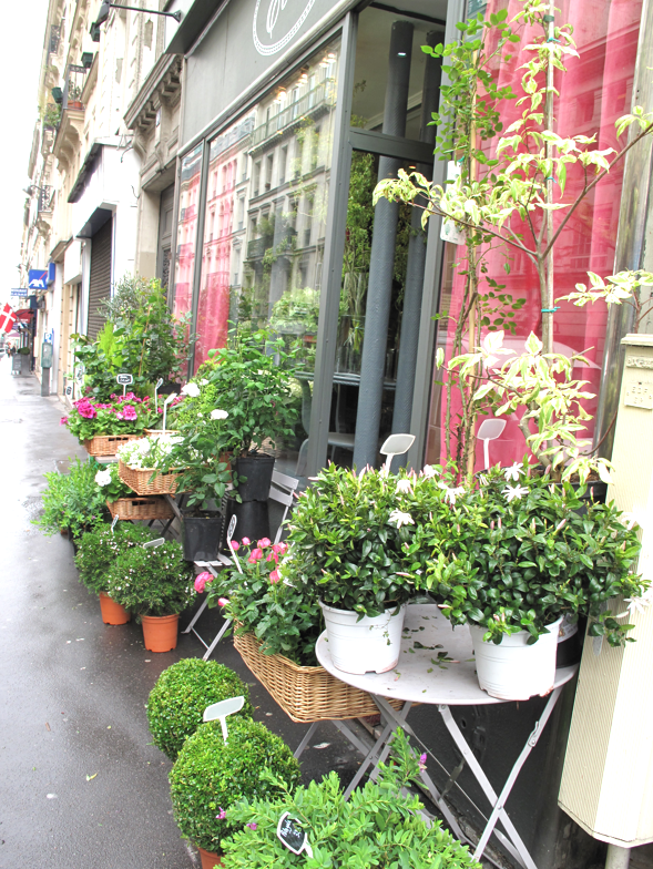 Paris florist corine gantz