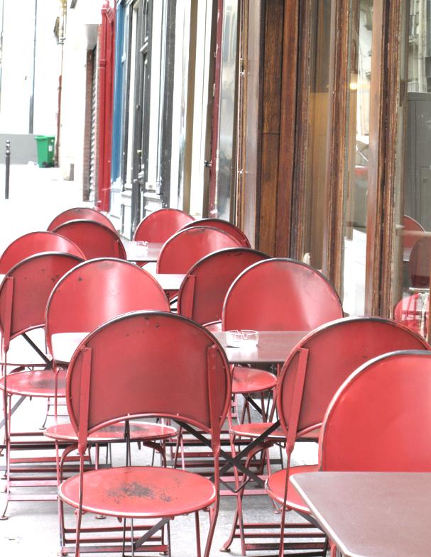 Paris bistro chair corine gantz
