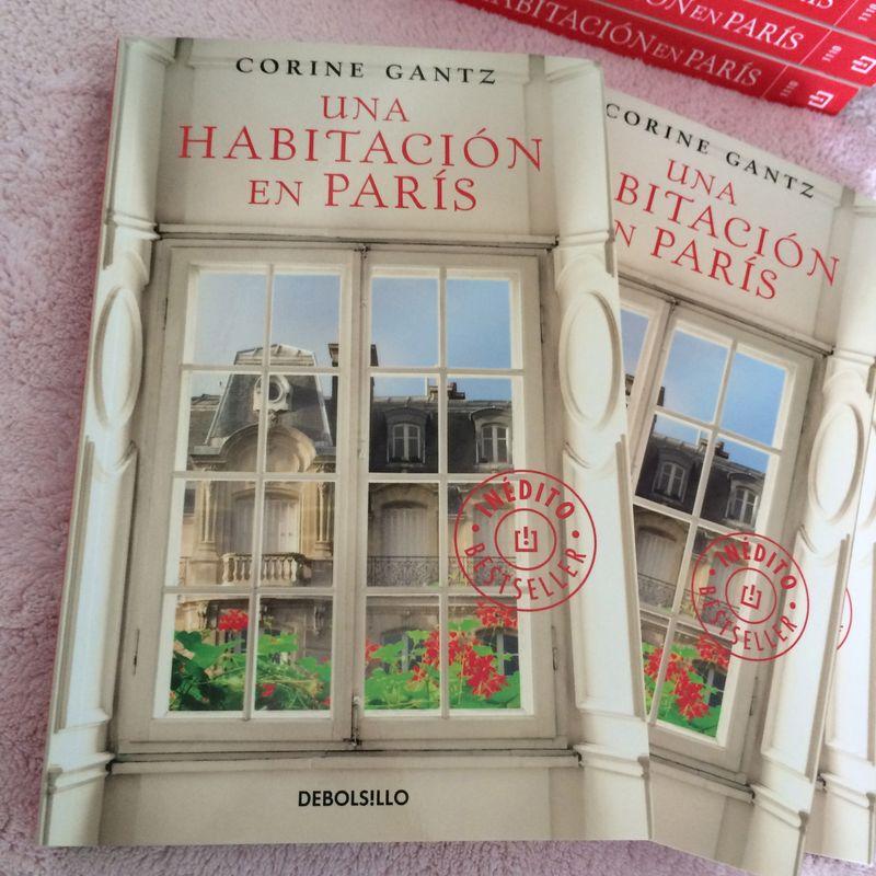 Una Habitacione en Paris corine gantz Hidden in Paris