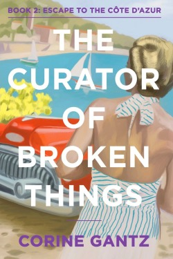 The Curator of Broken Things kindle cover book 2