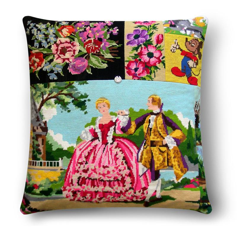 Tapestry_cushion_mickey
